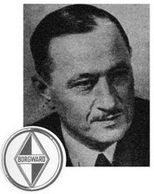 Карл Боргвард