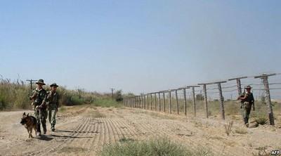 Граница Фархар
