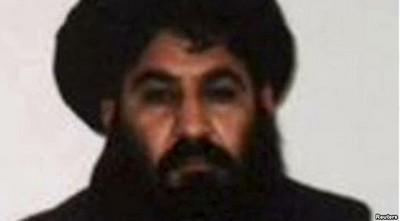 лидер талибов