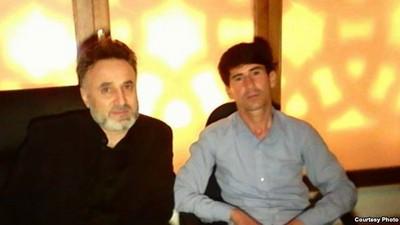 Сулаймон Каюмов и Умарали Кувватов