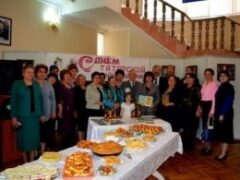В Душанбе отметили День татарской кулинарии