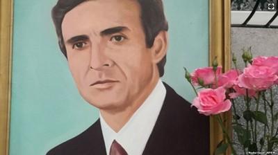 Портрет Мумина Каноата