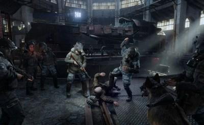 Игра «Исход метро»