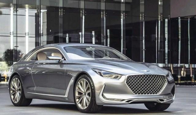 Автомобиль Genesis