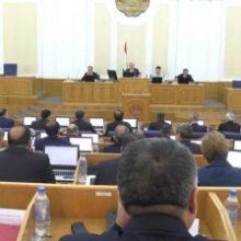 Депутаты нижней палаты таджикского парламента ушли на летние каникулы