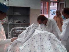 Подозреваемый в поджоге 6-летней Осии помещен в психиатрическую клинику. ВИДЕО