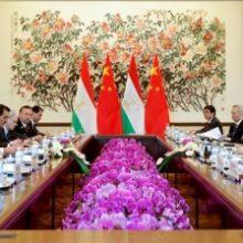Глава Минфина РТ: Доля Китая во внешнем долге Таджикистана составляет около 48%