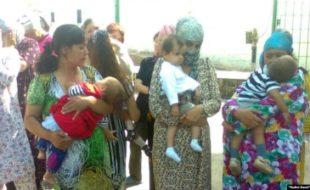 В Таджикистане растет женская преступность. ВИДЕО