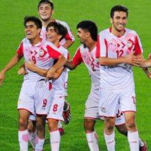 «Молодёжка» Таджикистана опережает своих сверстников из Ирана