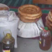 Мясо, рис, лепешки. Как в Горном Матче готовятся встретить президента Таджикистана