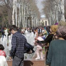 Вход в большинство парков Душанбе стал платным