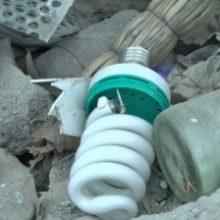 Не утилизированы. На складах Таджикистана хранятся 500 тыс отработанных энергосберегающих ламп