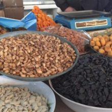 Китайский рынок заинтересован в поставках сухофруктов из Таджикистана