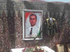 В Таджикистане в последний путь проводили троих убитых пограничников. ВИДЕО