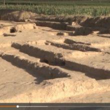 Археологи: 90% площади древнего городища Саразм пока находится под землей