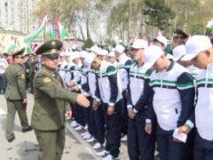 Почему в Таджикистане никак не примут закон об альтернативной службе?