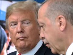 Трамп в письме Эрдогану о Сирии призвал его «не быть глупцом»