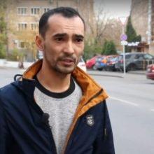 «Езжай к себе, ***, там и работай». В Подмосковье полицейский избил и оскорбил таджикского мигранта