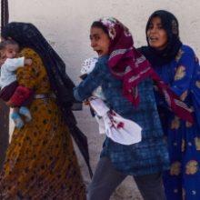 Таджикские женщины в лагерях Сирии: «Нам угрожает опасность»