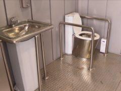 В Казахстане начали устанавливать придорожные туалеты стоимостью $60 тысяч каждый