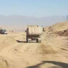 Жители села в Пенджикенте обеспокоены строительством полигона СП «Зарафшон»