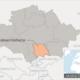 На юге Казахстана сгорел торговый центр