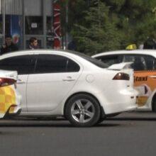 В Худжанде таксисты объявили забастовку в знак протеста против снижения тарифов. ВИДЕО