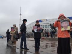 В Алматы активисты призвали «наказать виновных» в смерти Агадила
