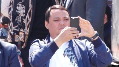 Американские власти наложили санкционные меры на бывший-заместитель руководителя таможни Кыргызстана Раимбека Матраимова