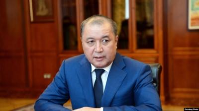 В КР задержан бывший руководитель финпола Бакир Таиров