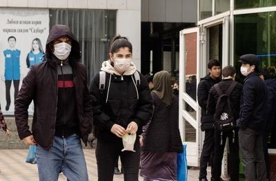 Коронавирус в Таджикистане на 15 декабря