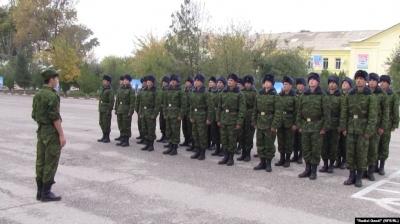 """В Таджикистане 7 месяцев разыскивают солдата, """"потерявшегося в армии"""""""