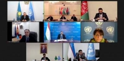 Таджикистан принял участие во встрече заместителей министров иностранных дел стран Центральной Азии и Афганистана