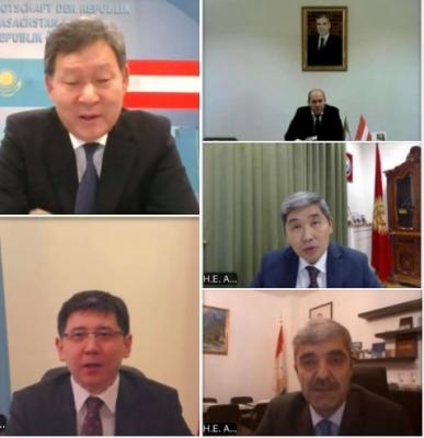 Возможности Таджикистана представили на экономическом  форуме по сотрудничеству со странами Центральной Азии