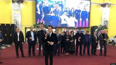 Начата проверка по факту свадьбы сына бизнесмена Жалила Атамбаева в Оше