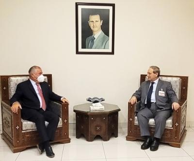 В Дамаске обсуждены вопросы репатриации граждан Таджикистана из Сирии на Родину
