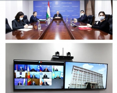 Министр иностранных дел Таджикистана принял участие в заседании СМИД  СНГ
