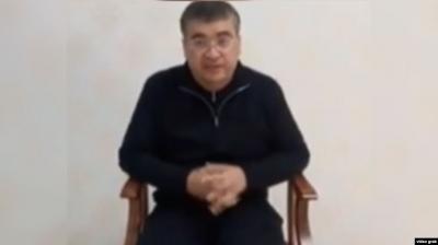 Прокурор Бухары Джасур Фозилов винит генерального прокурора Узбекистана в преступных действиях (видео)