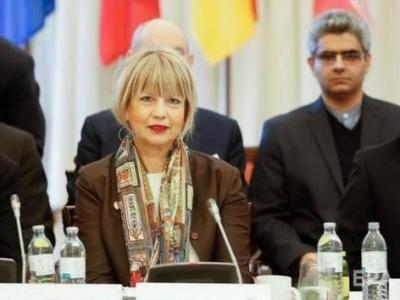 Председатель ОБСЕ объявил о назначении Хельги Шмид генсеком ОБСЕ