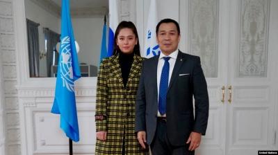 Исполнительница-уроженка Таджикистана Манижа стала первым главой посольства хорошей воли УВКБ ООН из Российской Федерации