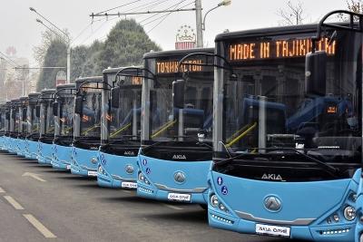 В Душанбе презентованы новые троллейбусы и автобусы. Проблема транспорта в городе будет решена?