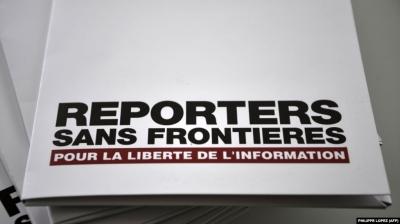 Практически 400 представителей СМИ во всем мире находятся в местах заключения