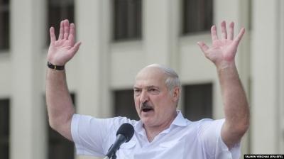 МОК воспретил Лукашенко принимать участие в мероприятиях Олимпиады
