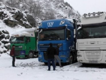 Движение по дороге Душанбе-Худжанд восстановлено